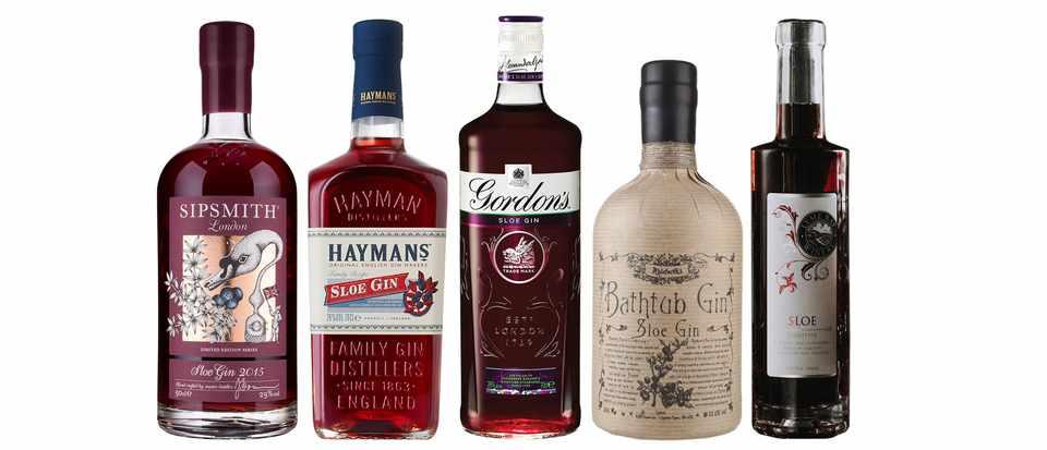 Gordons Sloe Gin >> How To Make Sloe Gin And Our Best Sloe Gin Taste Test Olivemagazine