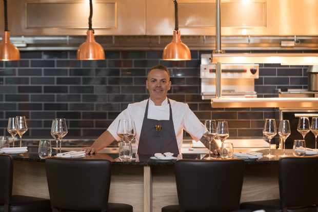 Chef Simon Wood of Wood, Manchester