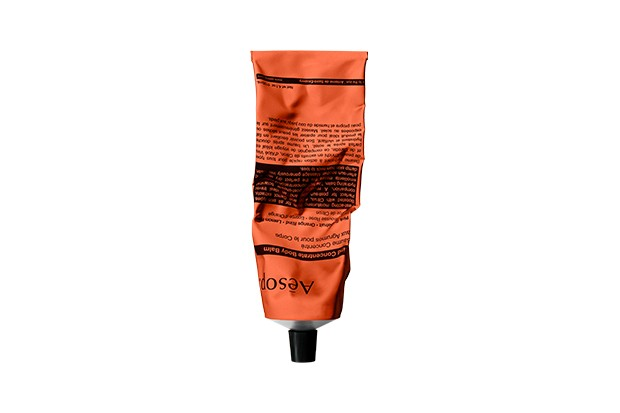 Aesop body rind concentrate balm