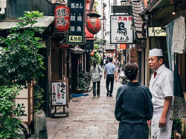 10 of the best places to eat, drink and shop in Osaka
