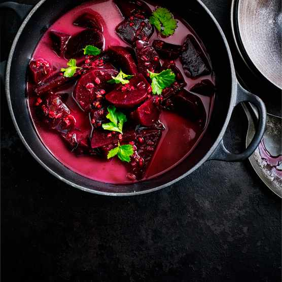 Vegan Curry Recipe For Beetroot Curry