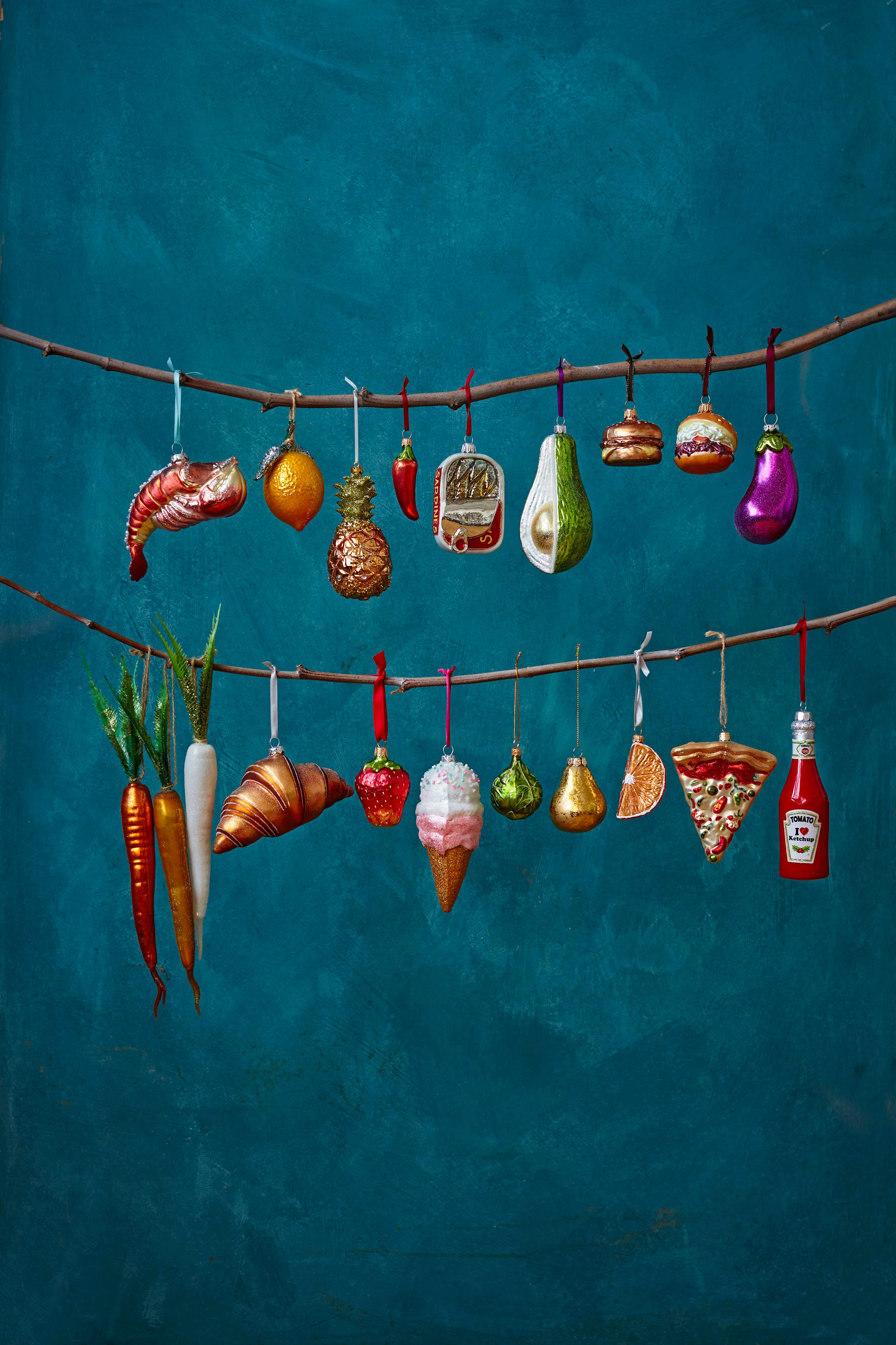 Christmas gift guide food baubles opener