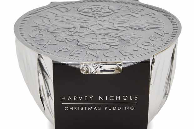 Harvey Nichols Christmas Pudding 230g - £6.50