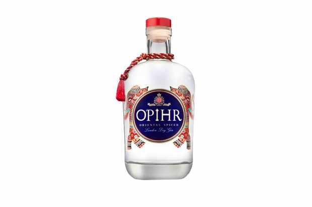 Bottle of Opihr Gin