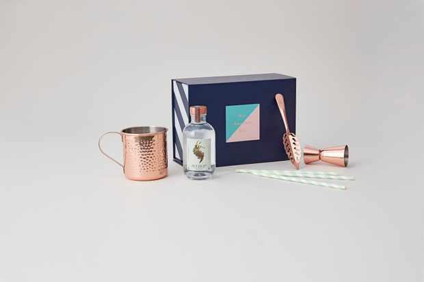 Seedlip non-alcoholic gift set