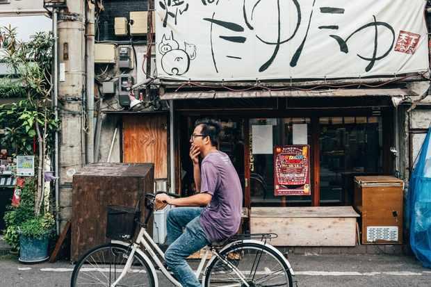 Yakiton   Photograph by Edd Kimber