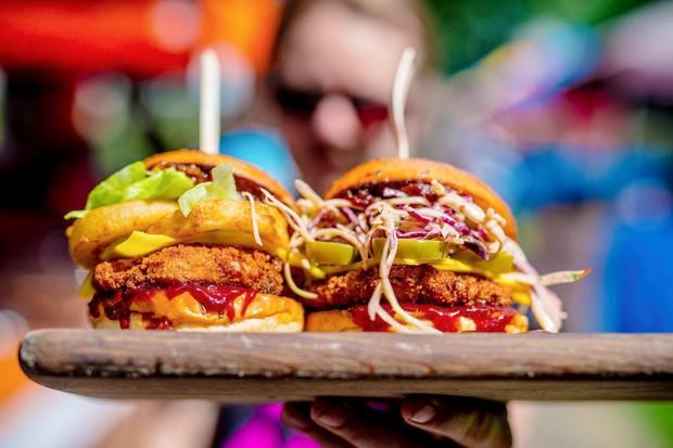 Jerk Burger Biff's Jack Shack