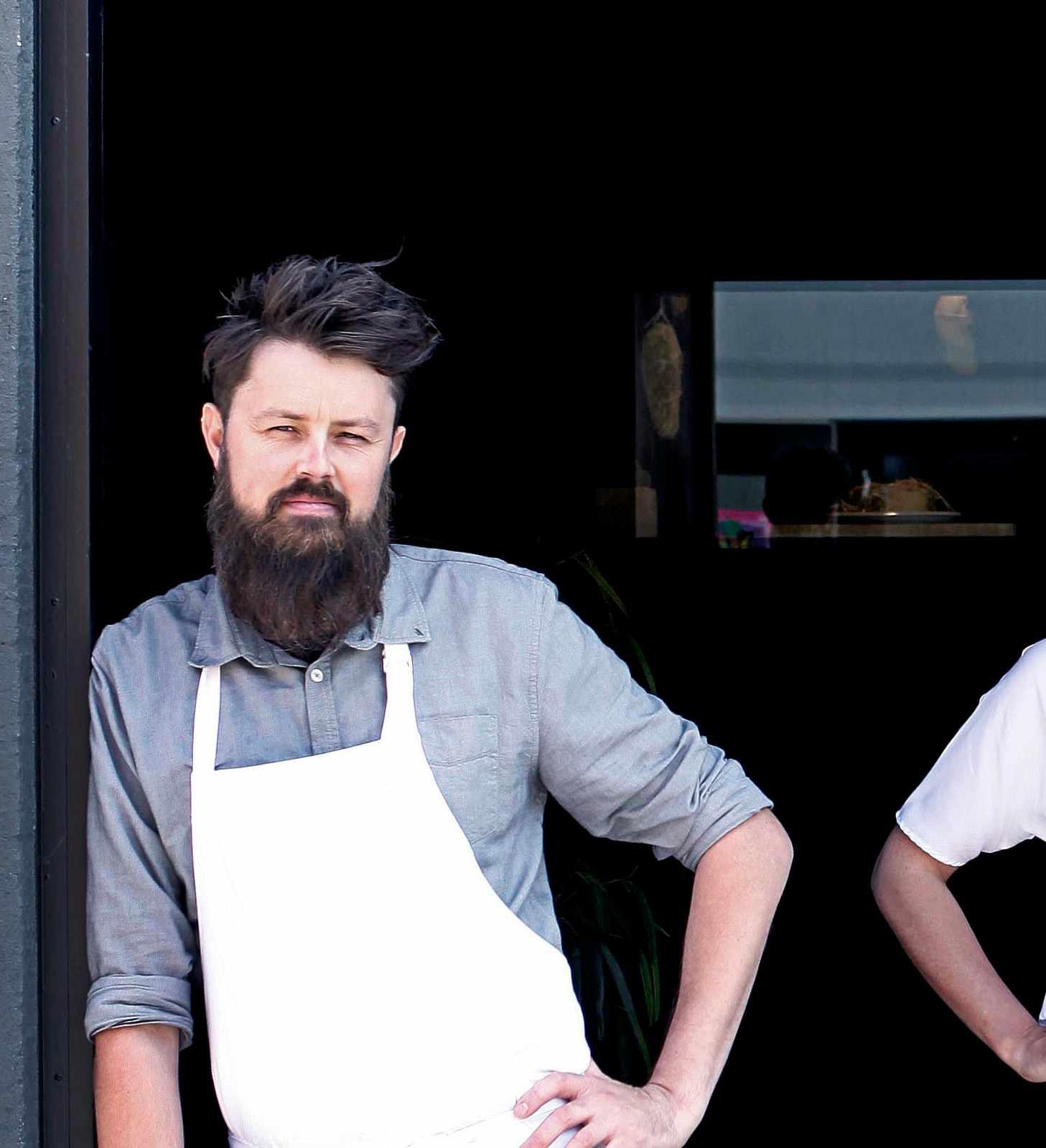 Aaron Turner : Chef Interview