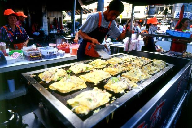 Street Food at Tainan Market, Taiwan Tsai Chi-Hung
