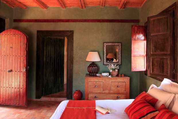 Rooms at Jardin des Douars Essaouira