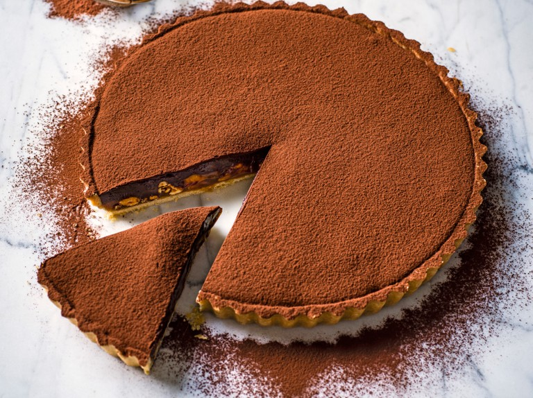 13 Best Chocolate Tart Recipes Olivemagazine