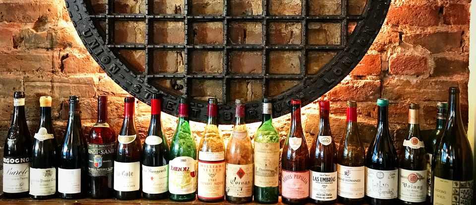 Sager + Wilde Hackney Road Wine Bar Review