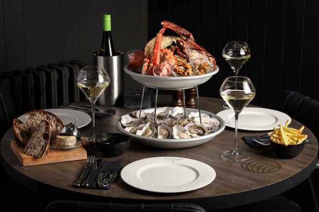 White Horse Oyster & Seafood Bar