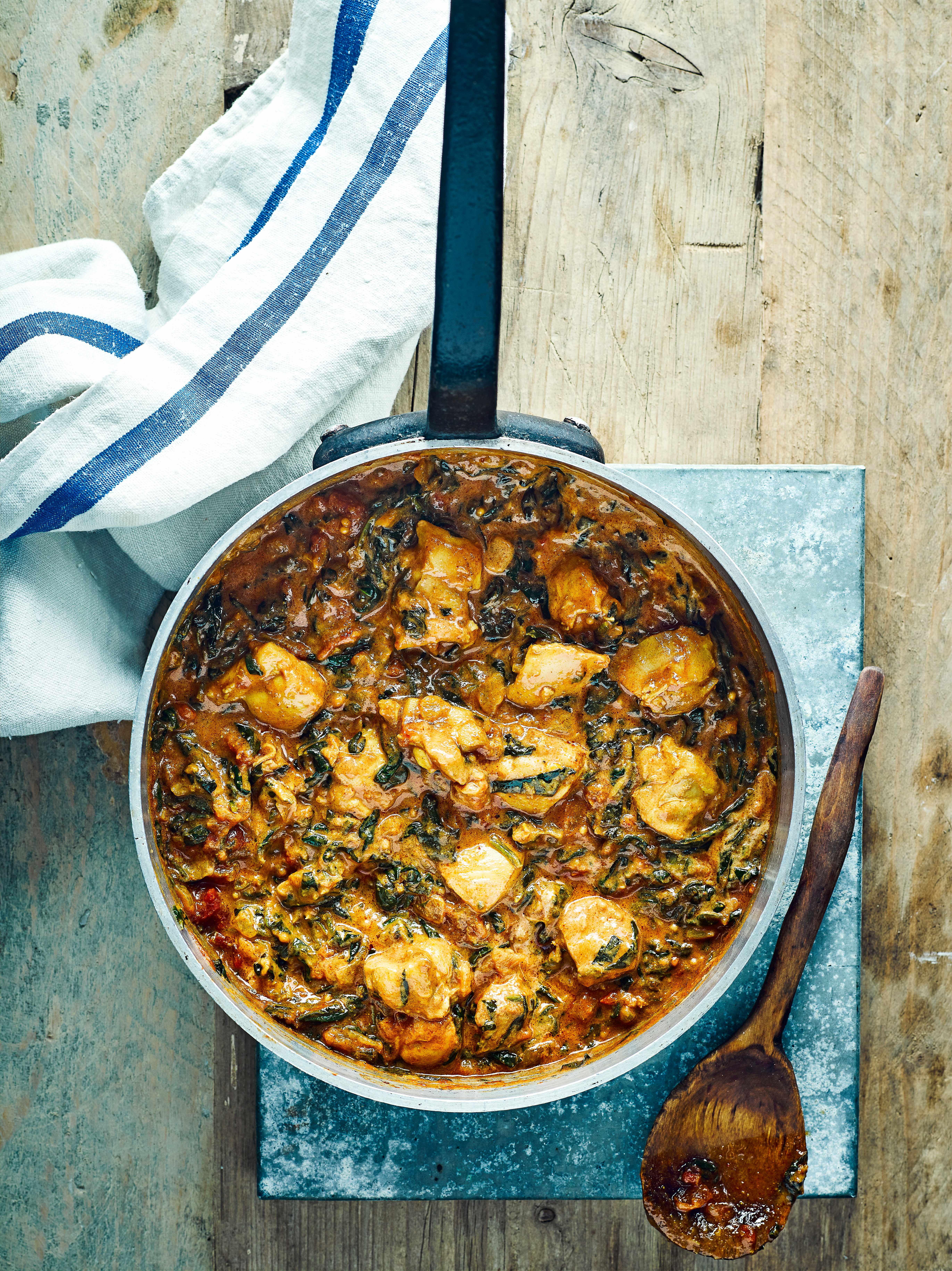 Chicken Curry Recipe with Cardamom