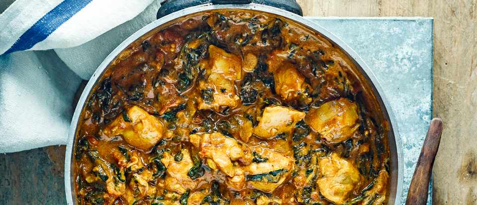 Chicken Curry Recipe With Cardamom Olivemagazine