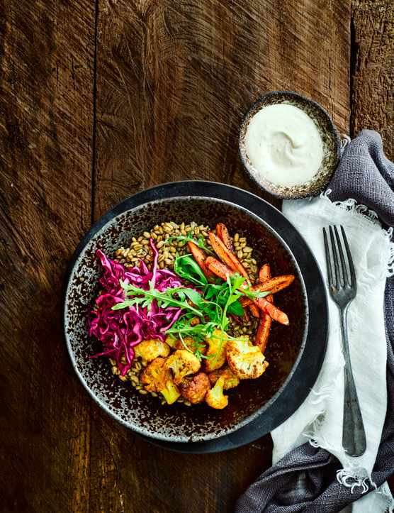 Vegan Buddha Bowl Recipe