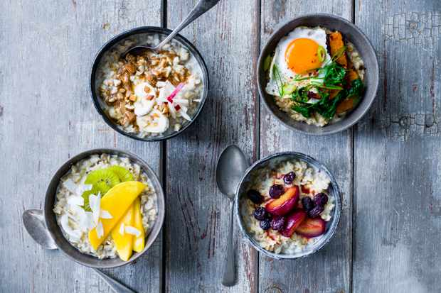 Quick and Easy Porridge Recipes