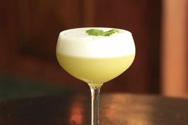 The Racketeer Sour, The Racketeer bar