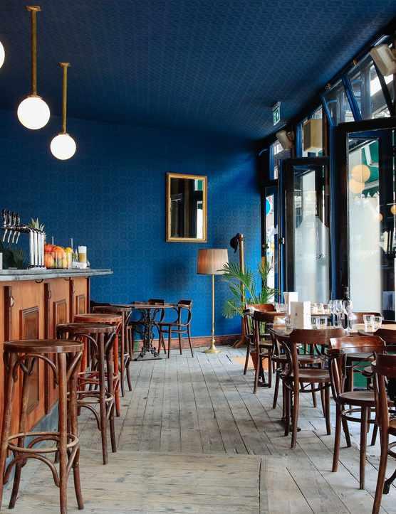 The Racketeer, Kings Cross, London: bar review