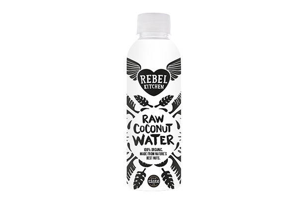 Rebel Kitchen raw coconut water
