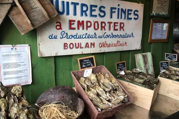 Chez boucan, Arcachon Bay