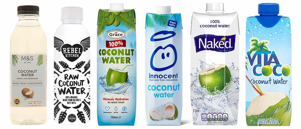 Best Coconut Water Taste Test