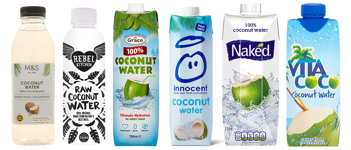 Best Coconut Water Taste Test