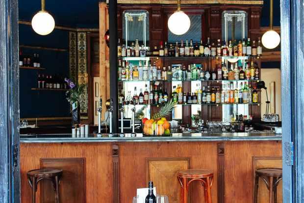 Bar, The Racketeer bar