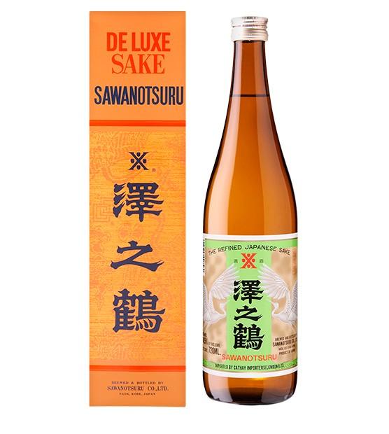Sawanotsuru Deluxe Sake
