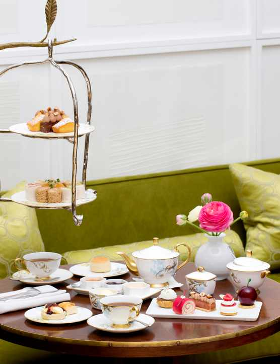 Mandarin Oriental, The Rosebery Lounge, London: Afternoon Tea Review