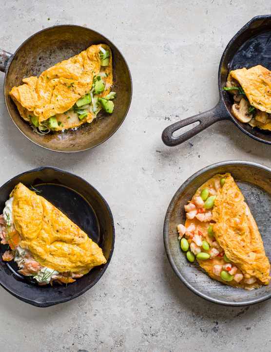 20 Easy Omelette Recipes and Frittata Recipes