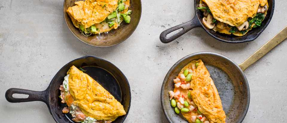 23 Easy Omelette Recipes And Frittata Recipes Olivemagazine