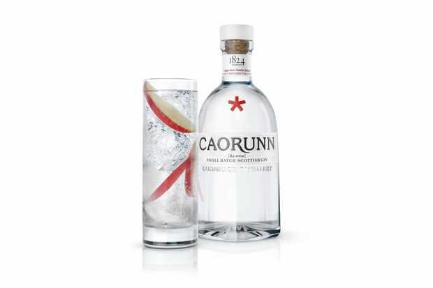 Caorunn Gin, Scotland
