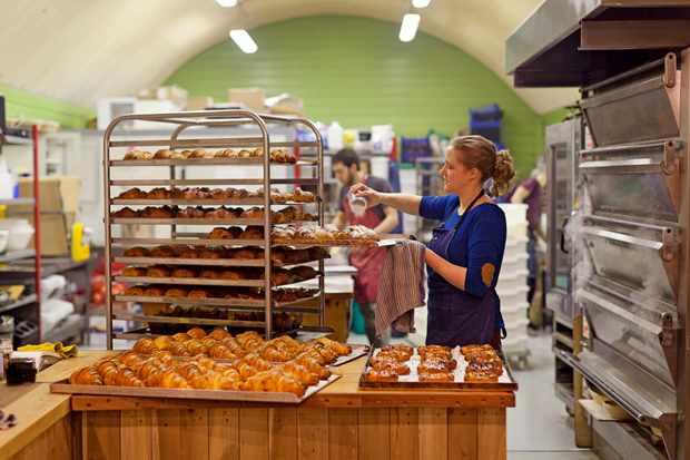 Harts Bakery - Bristol