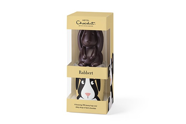Hotel chocolat Easter bunny