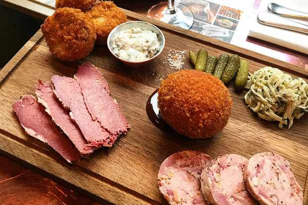 Boxcar Butcher and Grill Marylebone: Restaurant Review