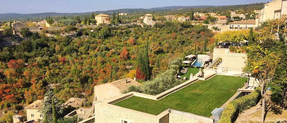 Bastide de Gordes, Provence: hotel review