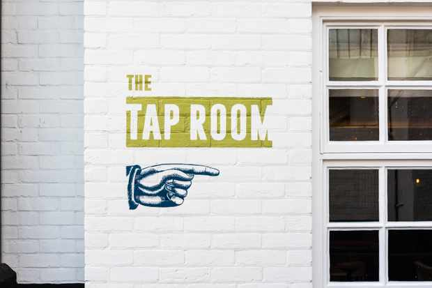 The Tap Room, The Swan, Southwold