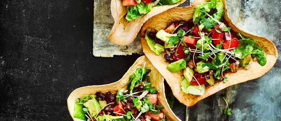 Vegan Taco Bowl Recipe