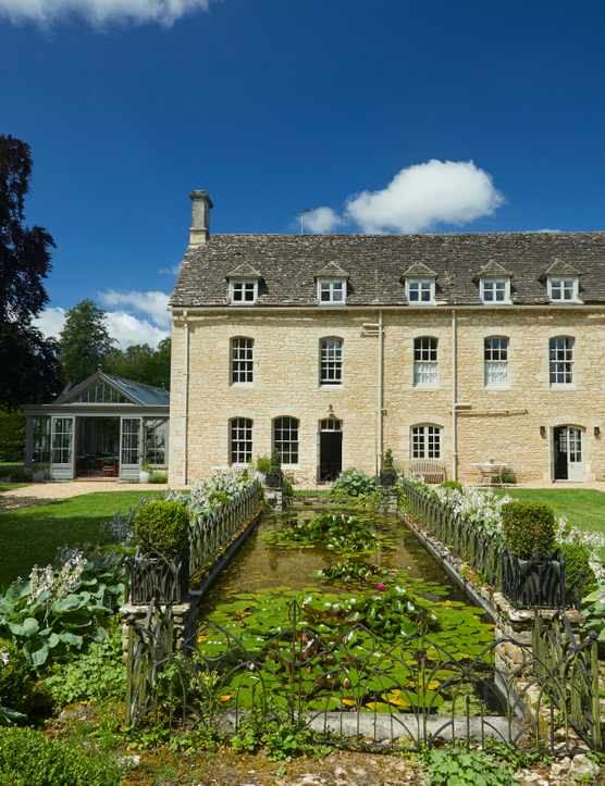 The Rectory Hotel, Crudwell: hotel review