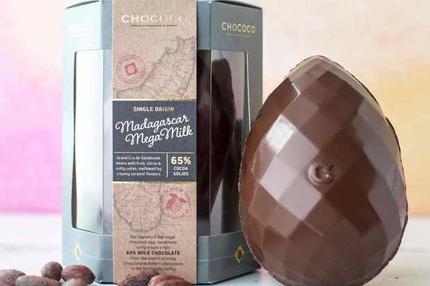 Chococo Easter Egg