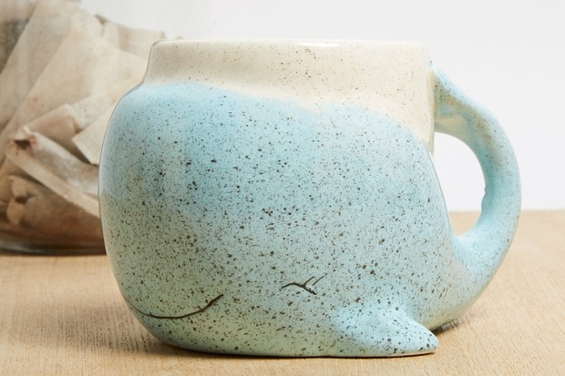 Urban Outfitters Whale Mug