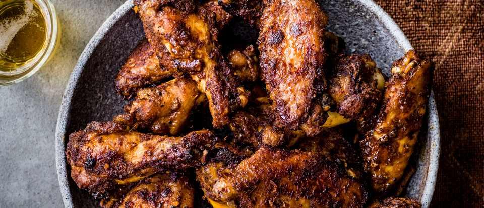 Berbere Spice Chicken Wings Recipe