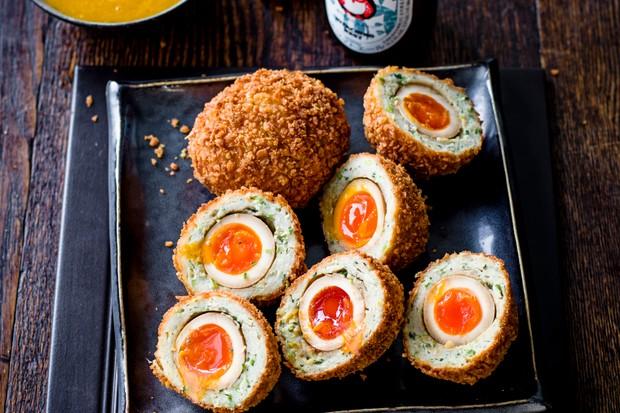 Japanese Scotch Egg Recipe