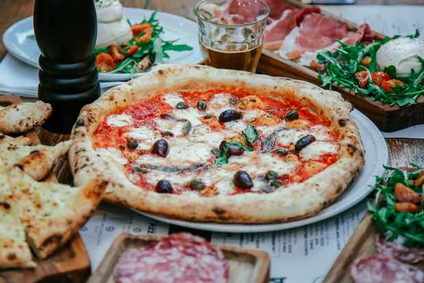 Franco Manca Pizza London