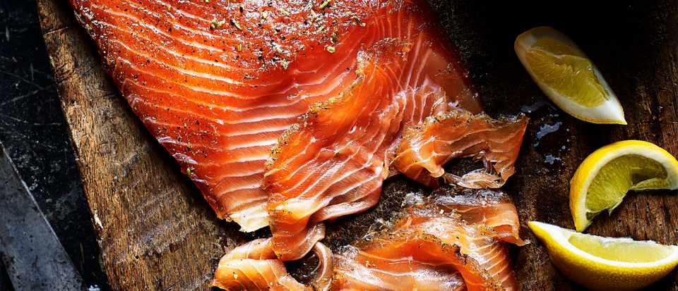 Salmon Gravlax Recipe with Remoulade