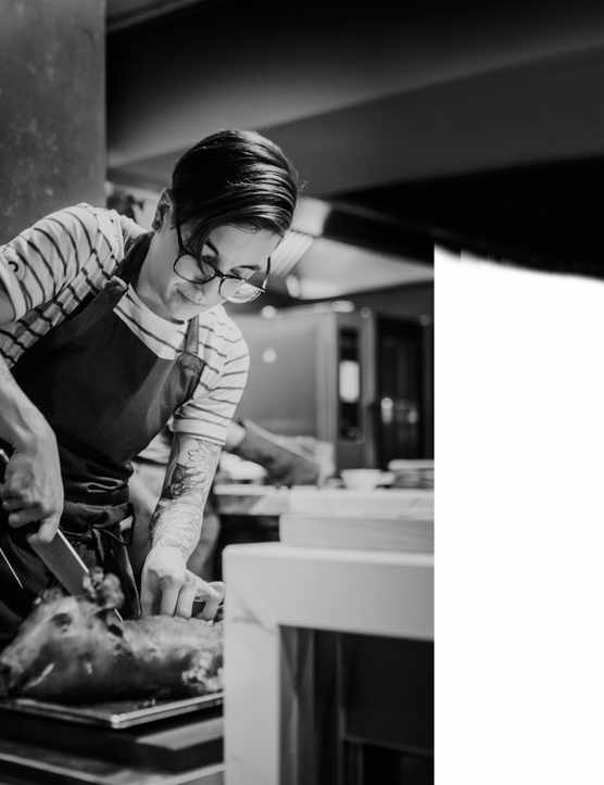Jessica Lorigo of Mugaritz Restaurant, San Sebastián, Spain: Chef Interview