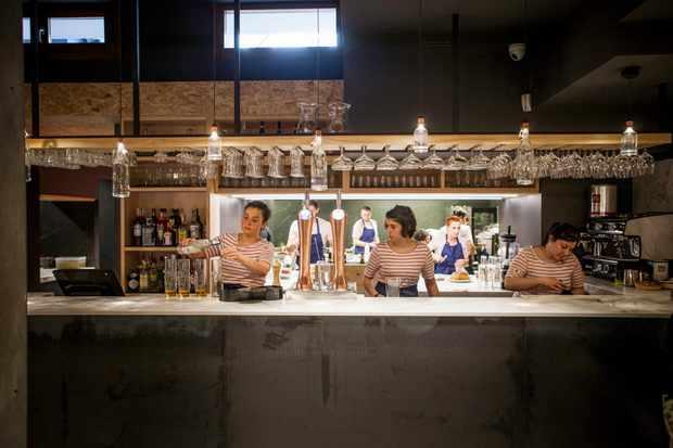 Mugaritz restaurant, San Sebastián