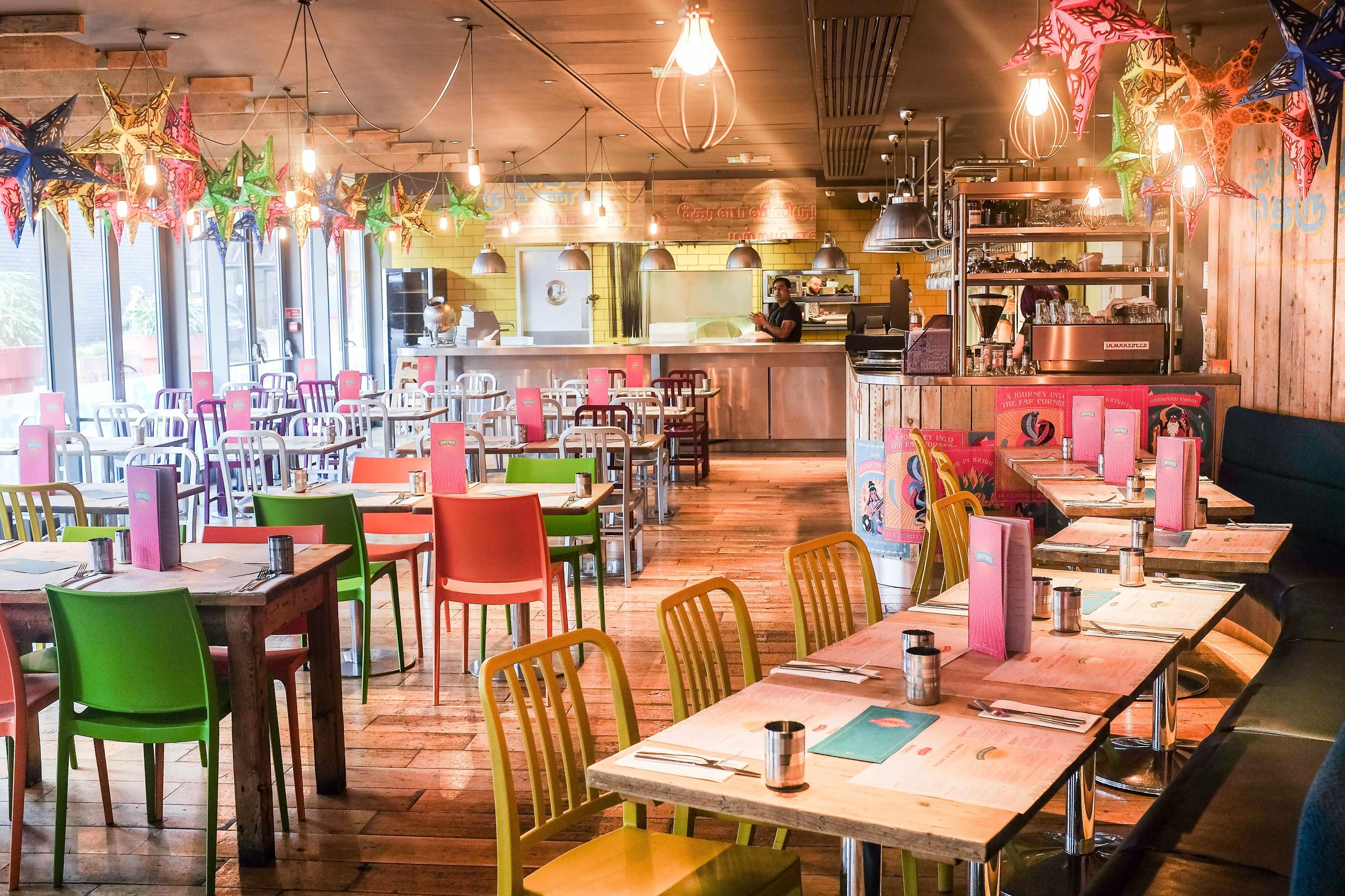 Chilli Pickle, Brighton: Restaurant Review