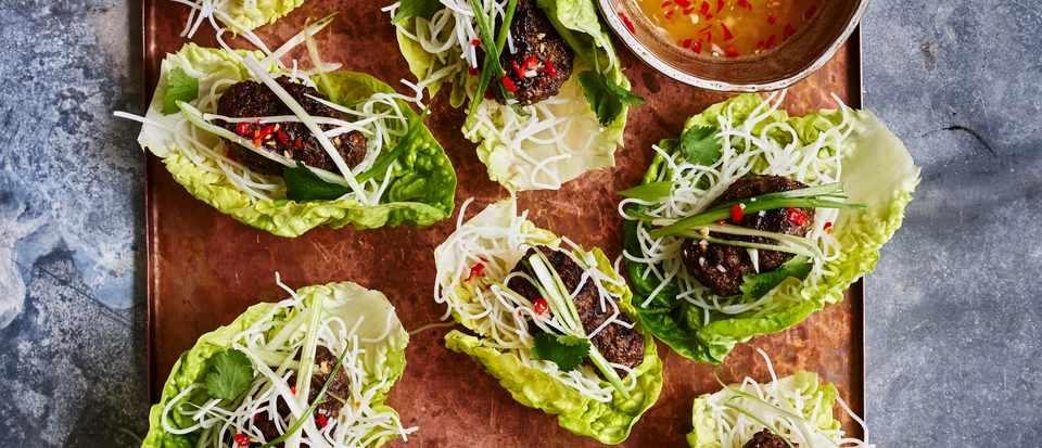 Vietnamese Pork Kebab Recipe